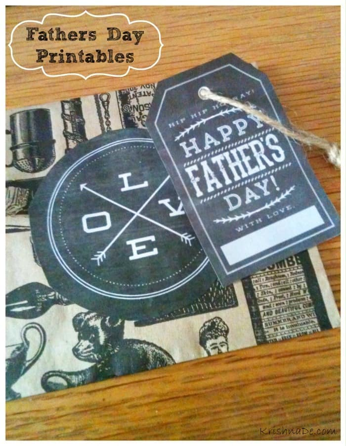 Personalising Your Fathers Day Gifts