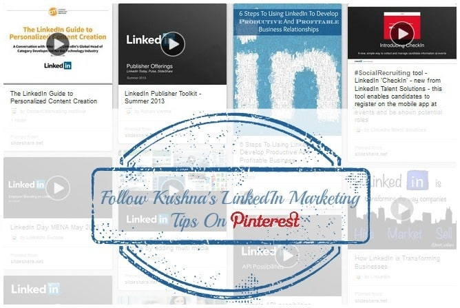 Tips for optimising your LinkedIn company page from @KrishnaDe