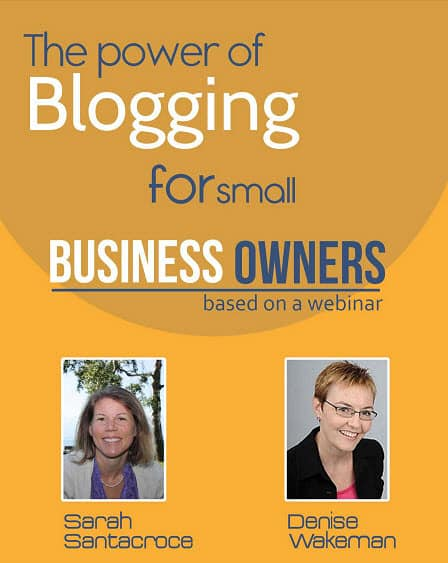 Kindle Ebook The Power of Blogging For Small Business Owners