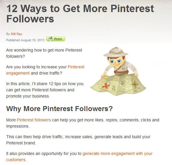 12 ways to attract more Pinterest followers