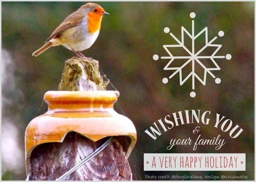 Wishing you and your family a very happy Holiday from @KrishnaDe