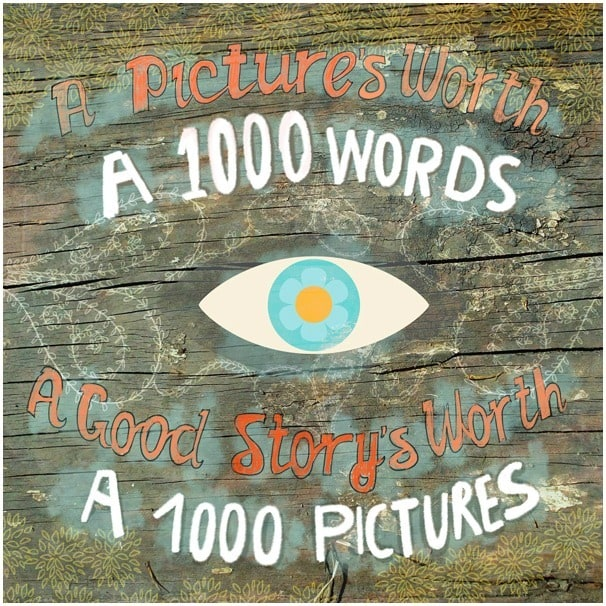Visual storytelling workshop to support your content marketing and communications