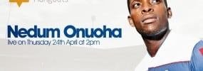 QPR Google Hangout with Nedum Onuoha April 2014