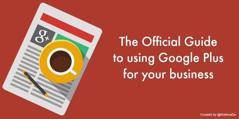 The Official Google Plus Partner Playbook