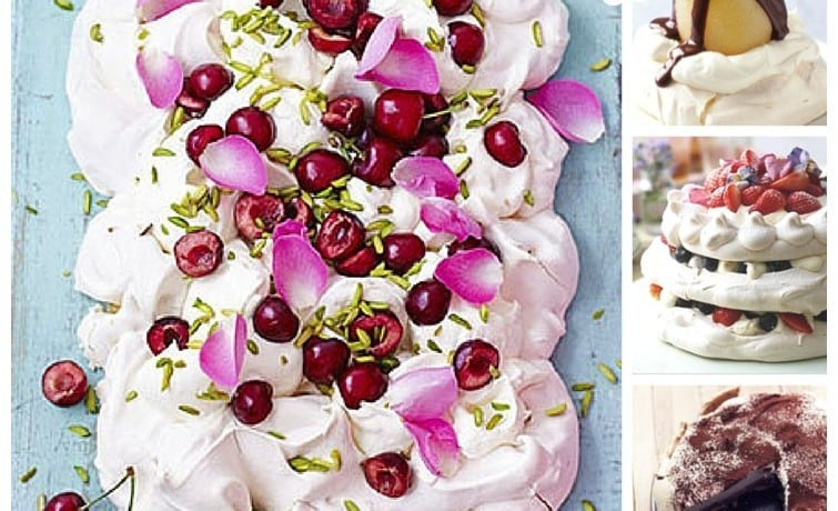 A dozen delicious and decadent Pavlova recipes to celebrate World Egg Day #WorldEggDay