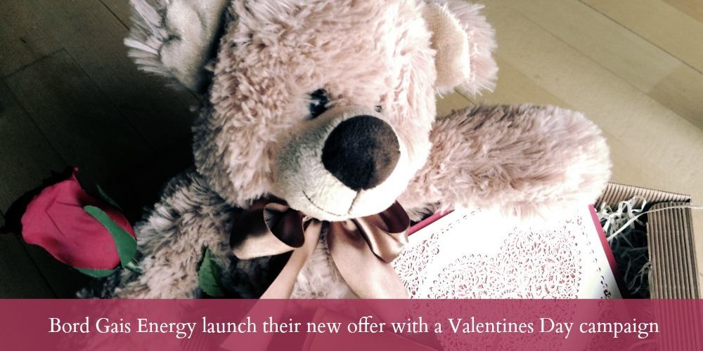 Bord Gais Energy launch theri new offfer with a Valentines Day campaign including influencer outreach