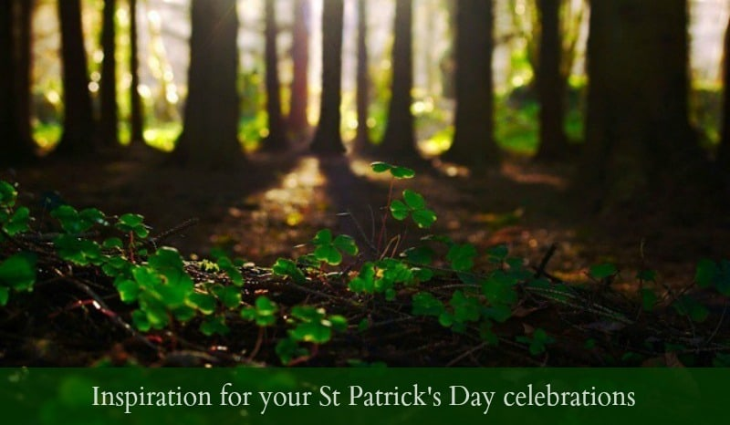 Magical ideas for recipes and decorating ideas for your St Patrick's Day celebrations