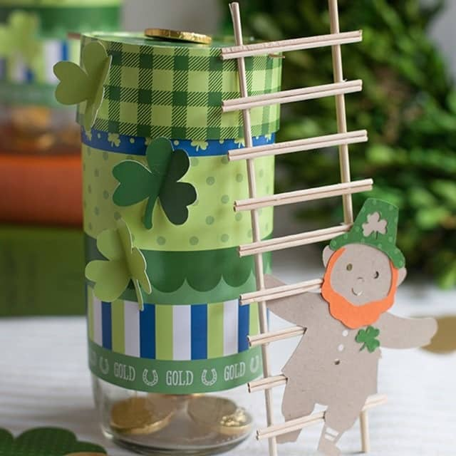 Make a leprechaun trap for your home this St Patrick's Day