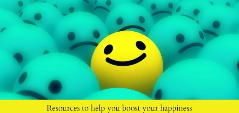 Resources to help you enhance your happiness for International Happiness Day