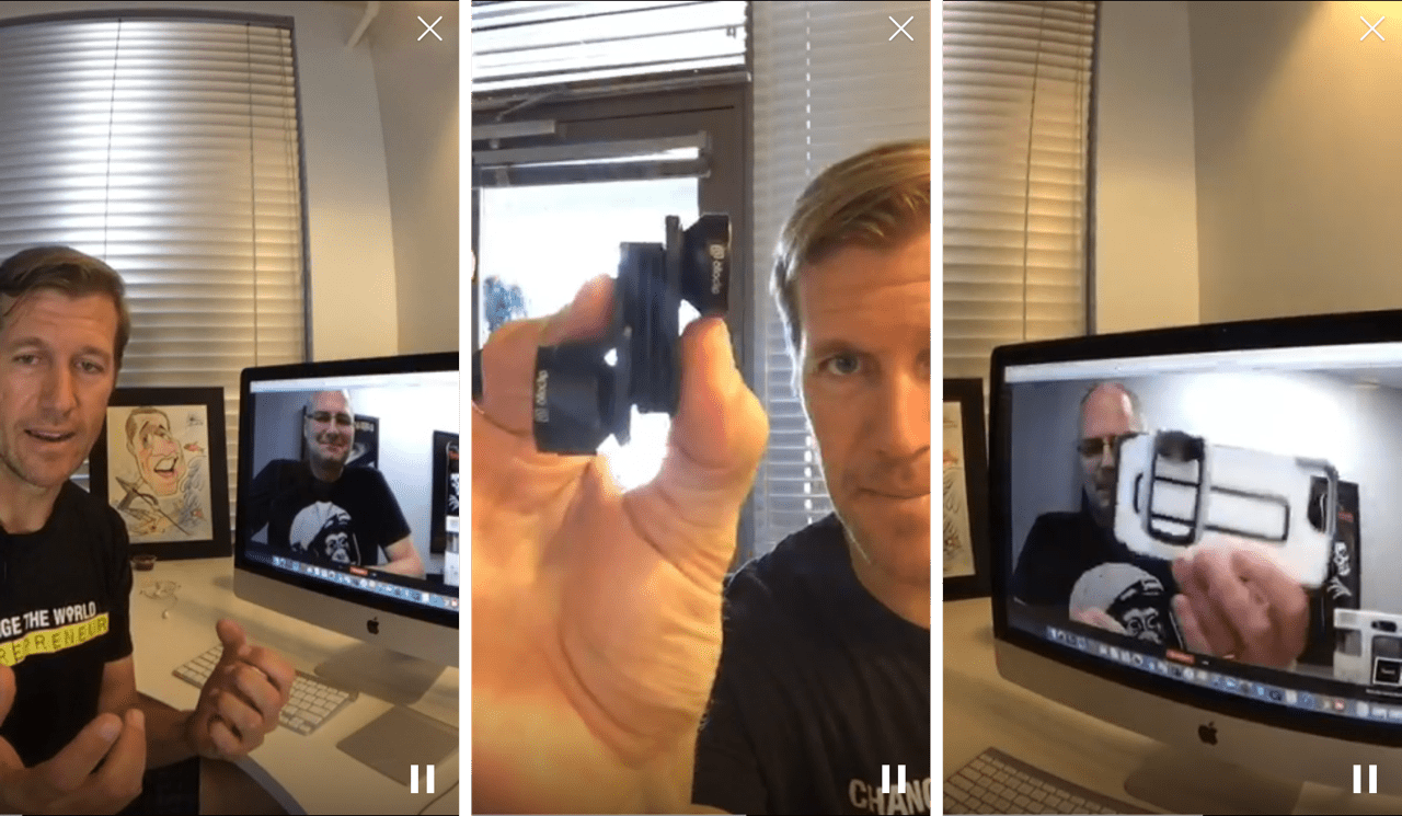 The founder of Olloclip shows how they use 3D printing to develop new products - by Krishna De