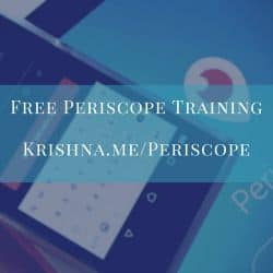 Learn to use Periscope with this free training