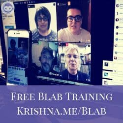 Learn to use Blab with this free training