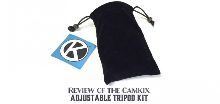 Review of the Camkix Universal Adjustable Tripod Kit  For Smartphone Photography, Videography and Live Streaming
