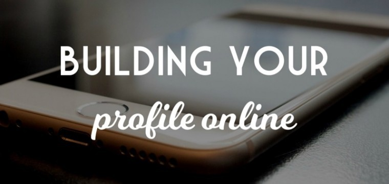 Discover tips for building your profile online for career and professional success
