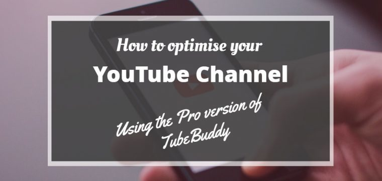 TubeBuddy for optimising your live streams and live video replays on YouTube