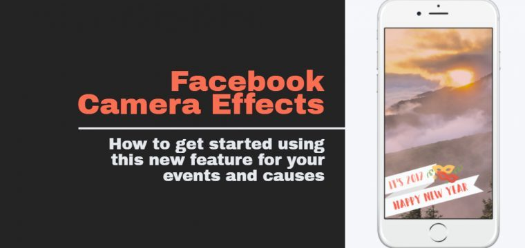 How to get started with Facebook Camera Effects