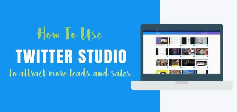 How to create shoppable videos using Twitter Media Studio