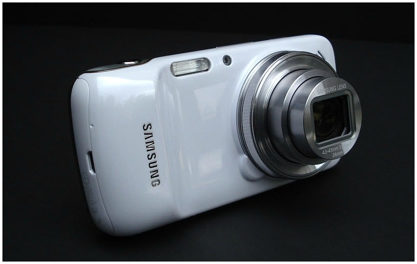 Samsung Galaxy S4 Zoom Review – a smart phone with a very smart camera