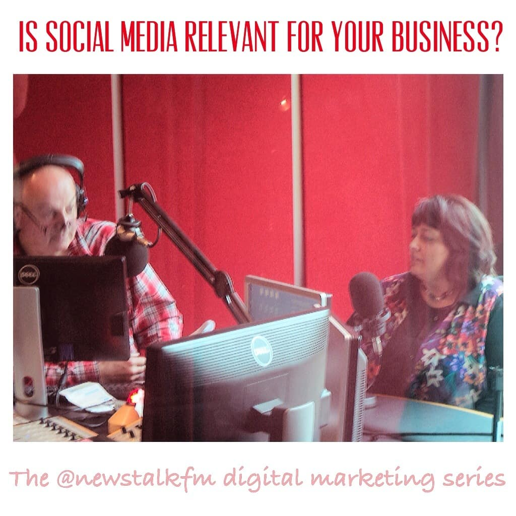 What is digital marketing – an 8 part series with Bobby Kerr on NewstalkFM