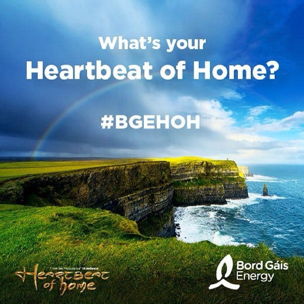 Bord Gais Energy Heartbeat of Home photography competition