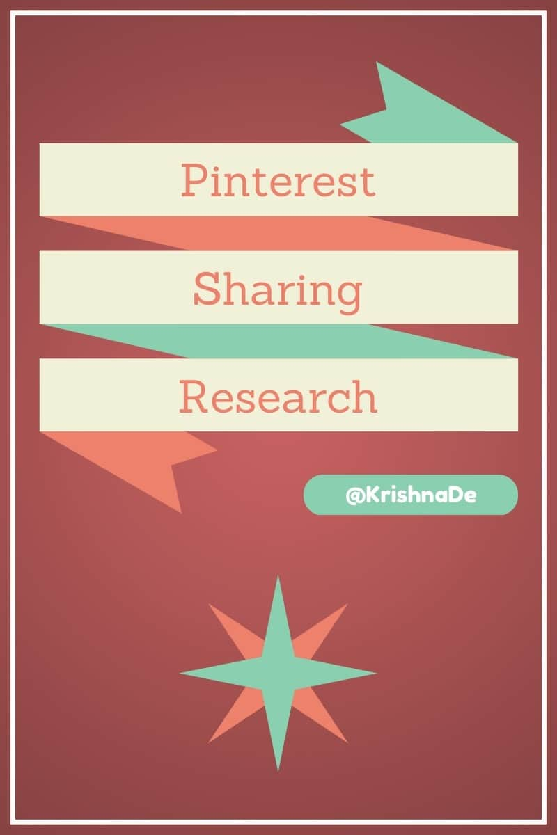 Four actions to take to take advantage of Pinterest becoming an important sharing platform