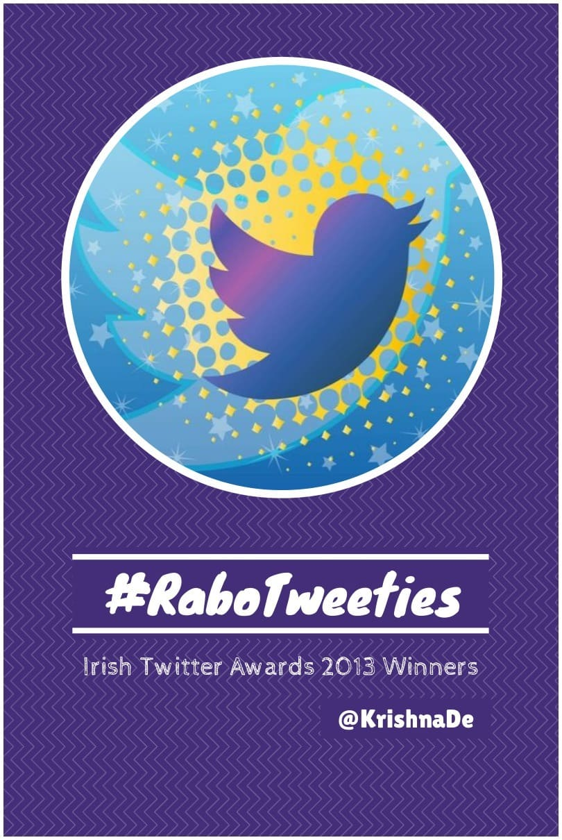 Winners of the #RaboTweeties in Ireland 2013
