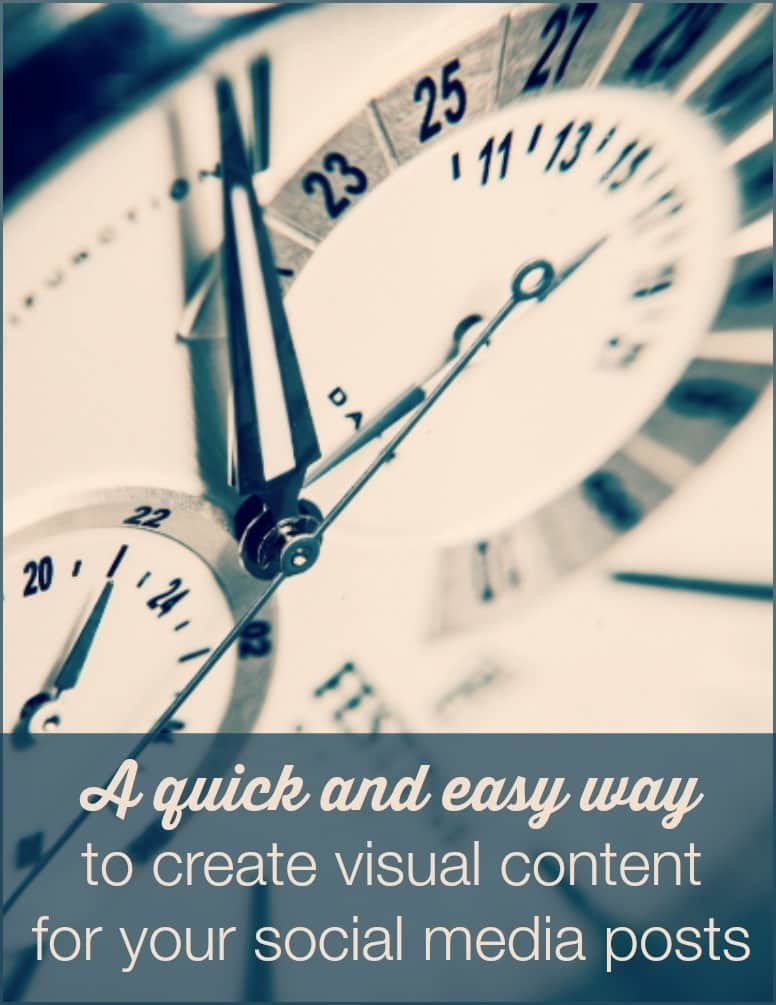 A quick and easy way to create visual content for your blog and social media posts with Share As Image