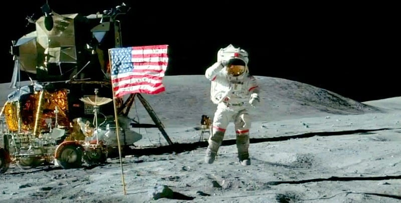 Marketing The Moon and what B2B marketers can learn from the Apollo space mission