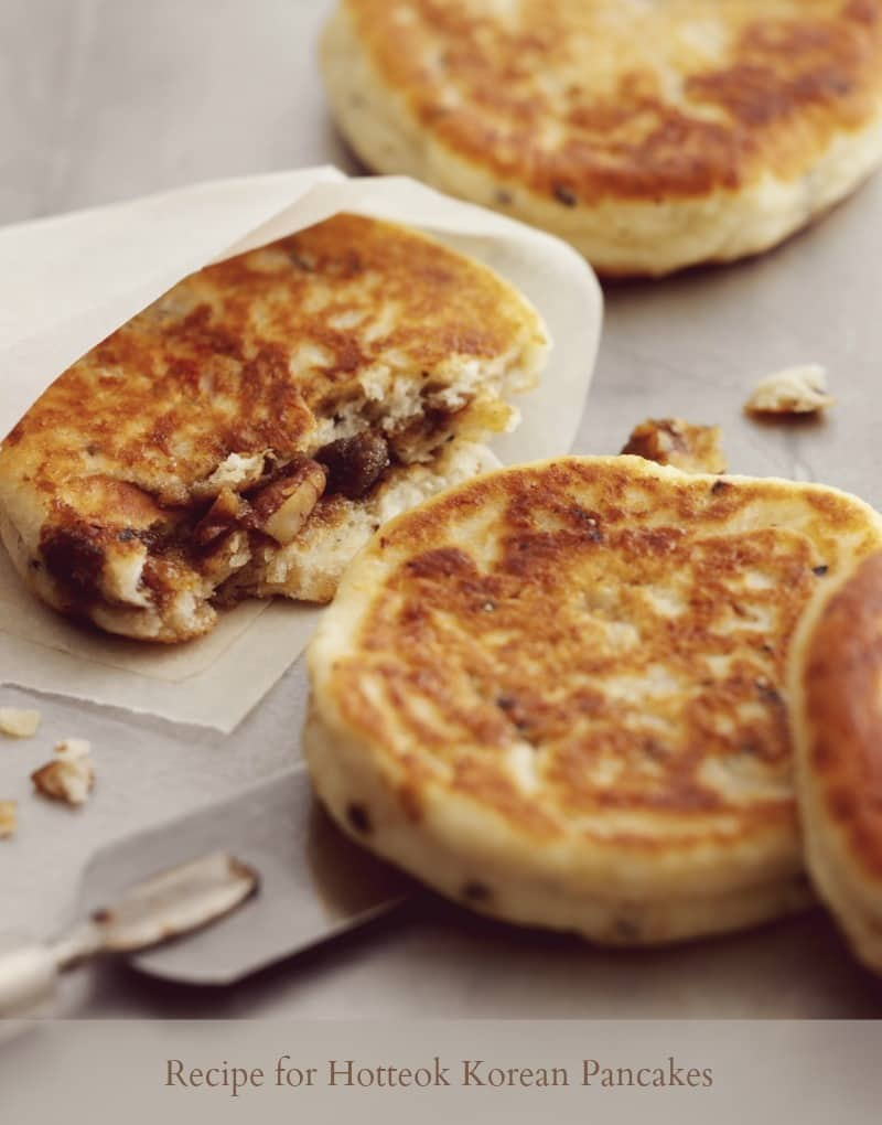 Spice up your breakfast with this recipe for Hotteok Korean Pancakes by Cooking With The Kids