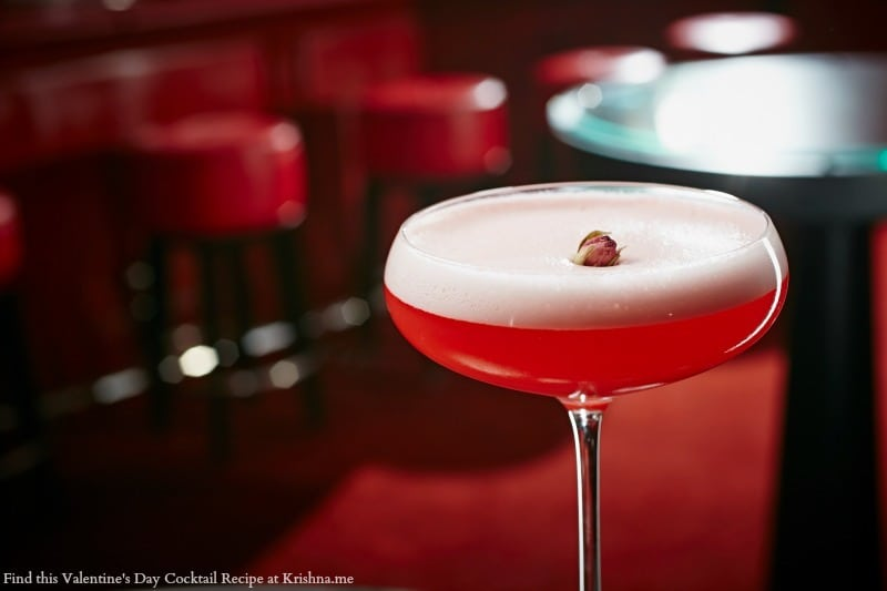Recipe for Ketel One Berry Sweetheart cocktail