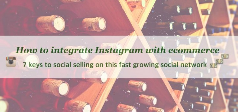 How to promote and sell your products on Instagram using social commerce and visual marketing