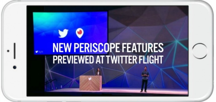 Periscope announces three new features that will be launching soon