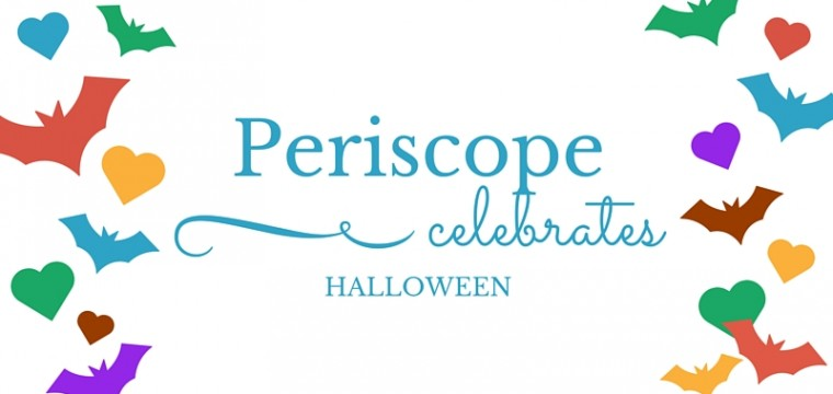 Periscope celebrates Halloween by enabling hearts to become bats
