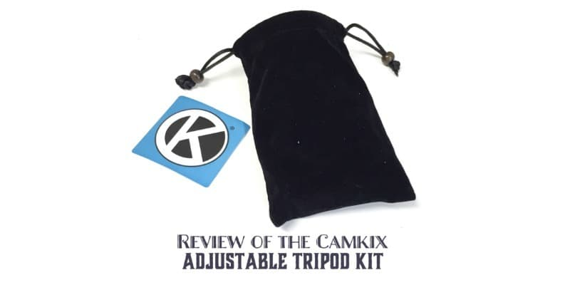 Review of the Camkix Universal Adjustable Tripod And Smartphone Mount