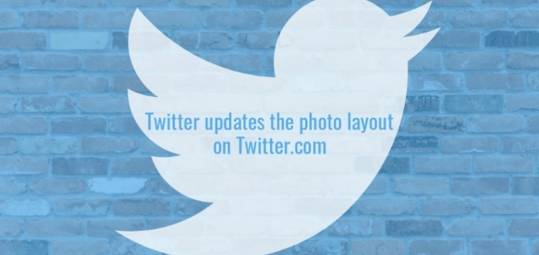 Twitter updates the photo layout on Twitter.com – what marketers need to know