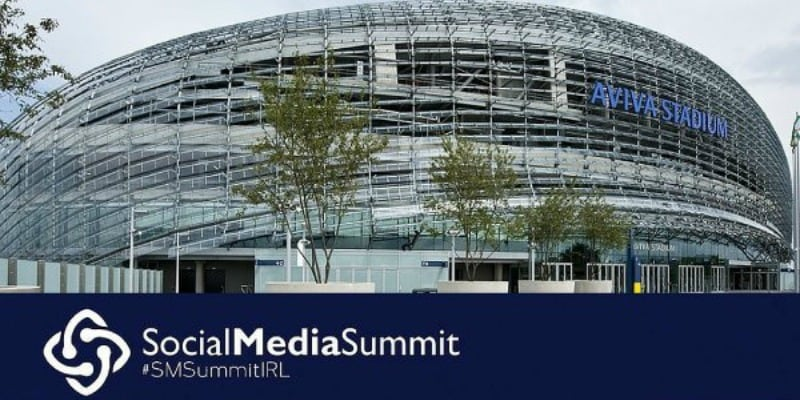 The back story to the Social Media Summit Ireland 2016 by Krishna De