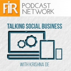 Subscribe to the Talking Social Business Podcast
