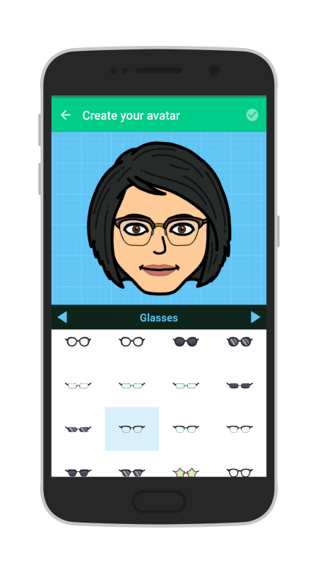 How to personalise your Snapchat storytelling with your custom Bitmoji