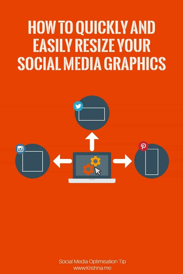 How to quickly and easily resize your social media graphics for digital marketing success