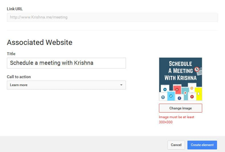 Add a link to your website or blog page in your YouTube end screen to generate traffic leads and sales