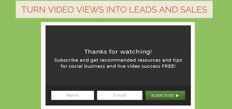 How to attract leads and sales with video marketing