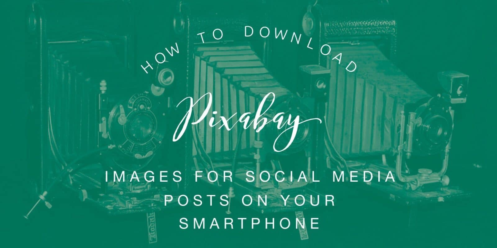 How to find and use images for your mobile content marketing using the Pixabay mobile app