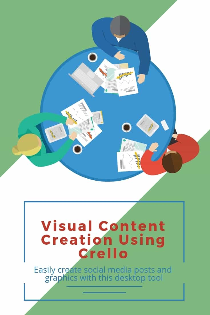 How to use Crello.com and easily and inexpensively create images for your marketing and social media posts