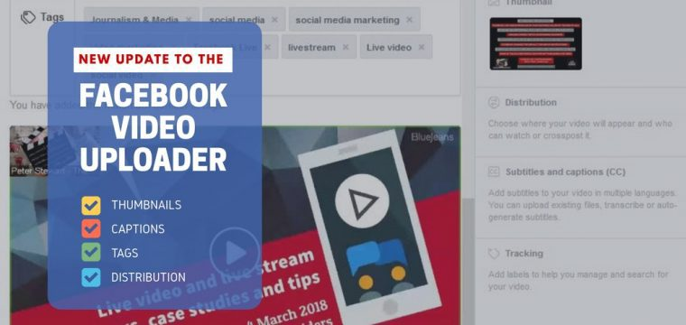 How to use the Facebook Video Uploader to optimise your Facebook Marketing