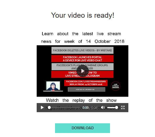 How to easily create a video meme for your social media marketing communications
