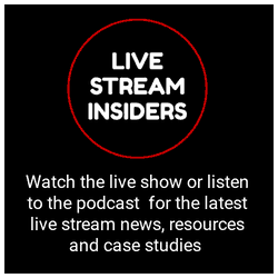 Subscribe to the next episode of the Live Stream Insiders