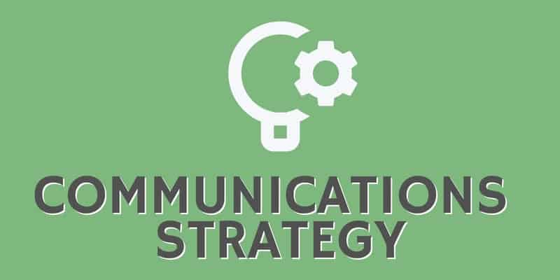 Communications Strategy And Engagement